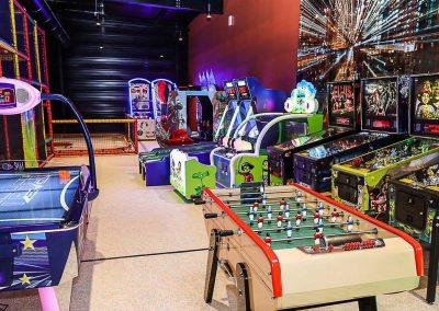 L'espace Arcade Game