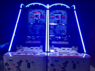 Jeu d'arcade